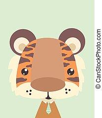 tiger., cute
