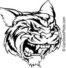 tiger, personagem, mascote