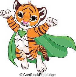 tiger, super