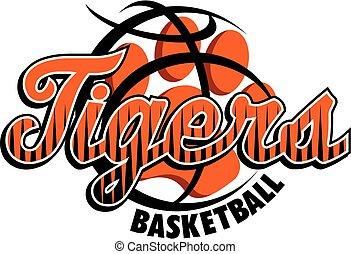 tigres, basquetebol