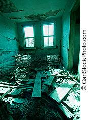 trashed, sala, vertical