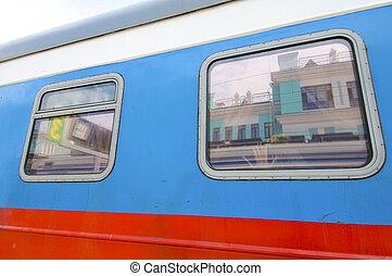 trem vagão, antigas