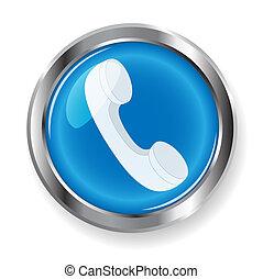 tubo, telefone