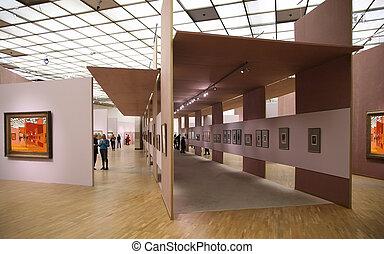 tudo, arte, apenas, parede, quadros, este, foto, filtrado, 2., inteiro, galeria
