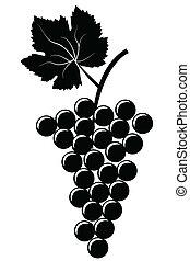 uvas, grupo