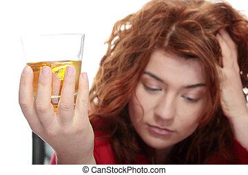 vício, álcool