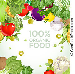 vegetal, vegetariano, bandeira