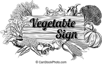 vegetal, vindima, produto, sinal