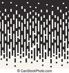 vertical, cor, transição, linhas, seamless, vetorial, pretas, branca, geomã©´ricas, retângulo