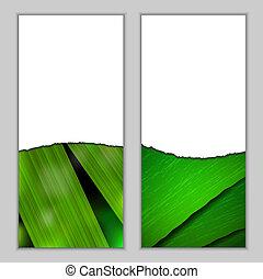 vertical, fresco, bandeiras, sazonal