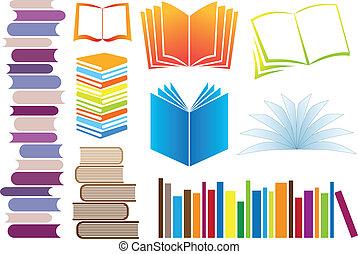vetorial, livros