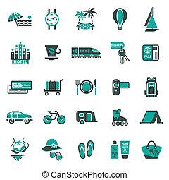 viagem, signs., recreação