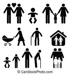 vida, família