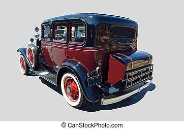 vindima, 1932, automóvel