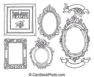vindima, jogo, frames.