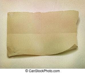 vindima, papel, textura