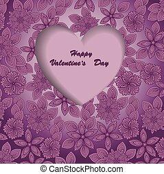 violeta, valentine