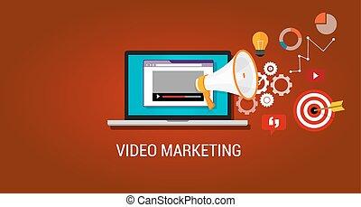 viral, marketing, youtube, webinar, vídeo, anunciando