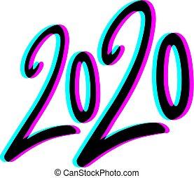 visual, ano, 2020