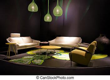 vivendo, quarto moderno