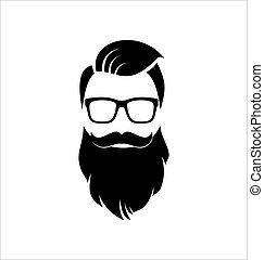 white., hipster., pretas